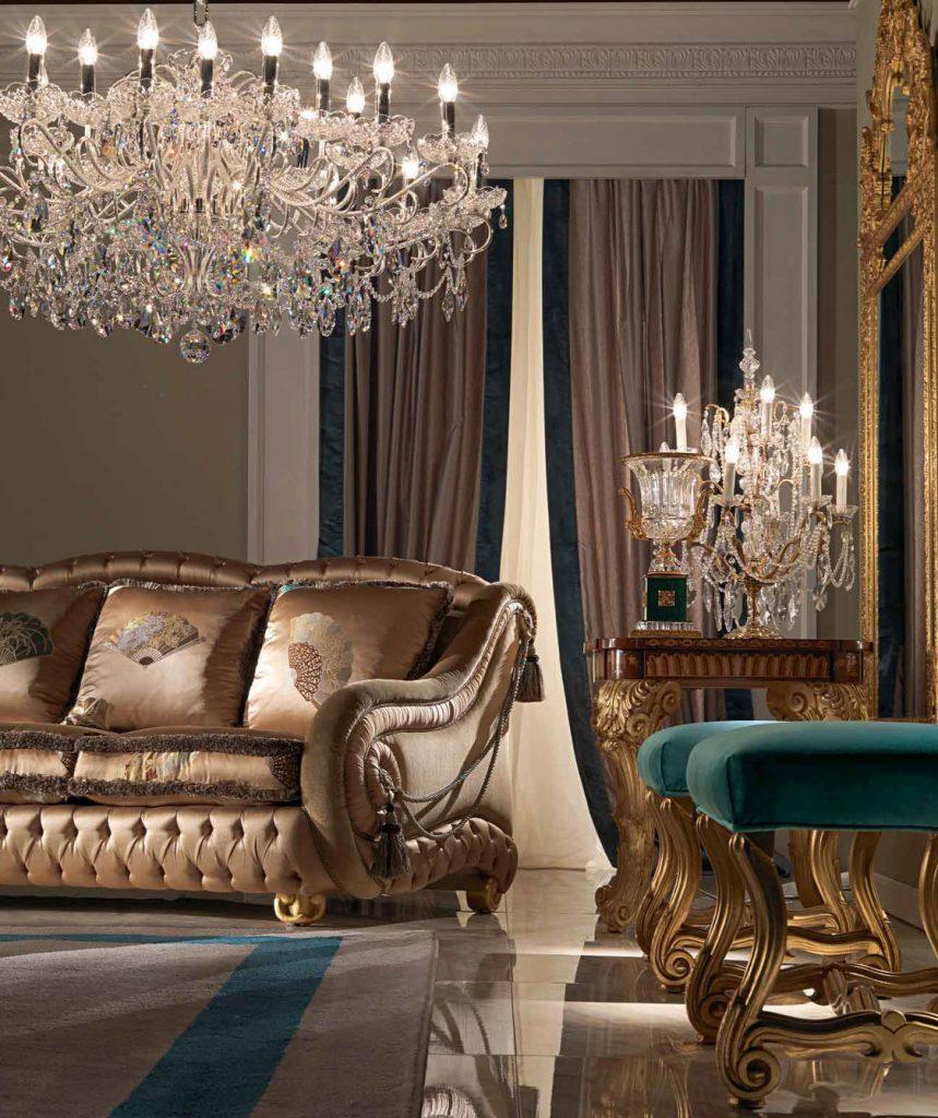 Преимущества итальянской мебели сегодня